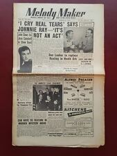Melody Maker - March 21st 1953 - Music Newspaper Magazine Paper #B929
