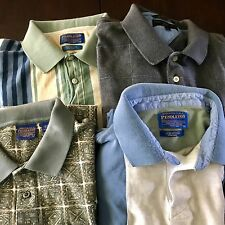 Pendleton , Tommy Hillfiger, Lot of 4 Shirts, Nice, Large