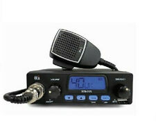 CB Radio TTI TCB-555 CB MOBILE + CIGARETTE LIGHTER PLUG 40 Channels UK EU 27Mhz