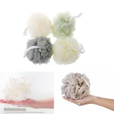 Large Bath Sponge Shower Mesh Scrubbers Exfoliating Body Massage Scrub