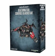Warhammer 40k Deathwatch Corvus Blackstar NIB