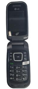 LG 440G Flip Camera SmartPhone TracFone Complete Working Unit Straightalk 512MB
