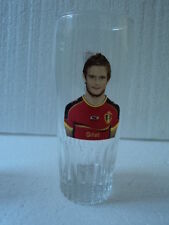 Guillaume Gillet - Jupiler bierglas- Rode Duivels / diables rouges