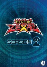 Yu-Gi-Oh Zexal: Season 2 - 6 DISC SET (2015, REGION 1 DVD New)