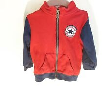 2 kids/baby jackets Converse Jacket 9-12 months+hoodie Joblot baby clothes