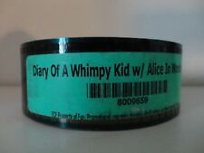 Diary of a Whimpy Kid (2010) 35mm Trailer #1 film collectible FLAT 1 min 50sec