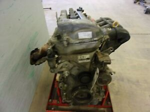TOYOTA COROLLA 2005-2006 Engine (1.8L), VIN R (5th digit, 1ZZFE