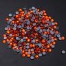 1440p Aufbügeln Hotfix Kristall Strass Hot Fix Steinen viele Farben Großhandel