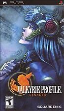 Valkyrie Profile: Lenneth (Sony PSP, 2006) [Complete!]