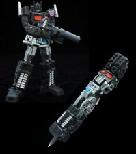 Sentinel Transformers Pen Black Convoy Optimus Prime US SELLER