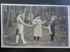 c1903 Childplay DUAL Sword Fencing Règlement de combat RULES OF DUAL - 110515