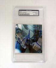 Brad Paisley Country Star Signed Autograph Cut PSA/DNA Slabbed COA