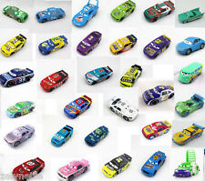 DISNEY CARS SALLY FLO KING CHICK HICKS VITALY PETROV APPLE CAR HOLLEY SHIFTWELL