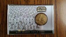 STAR WARS WEEKENDS - Walt Disney World - Limited Bronze Coin Stormtrooper Donald