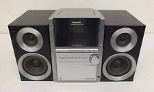 Panasonic SA-PM18 Bi-Amplified AM/FM Stereo 5-CD Changer Cassette Hi-Fi System