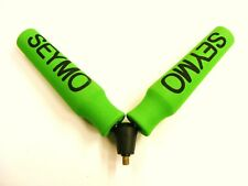 SEYMO POLE ROLLER 8INCH V ARMS STD THREADS GREAT EXTRA SUPPORT FREE POST