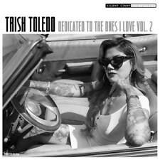 TRISH TOLEDO DEDICATED TO THE ONES I LOVE 2 FRANKIE J OLDIES CHICANA LATINA