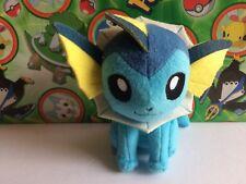 Pokemon Plush Vaporeon Doll Stuffed animal figure mascot Banpresto Best Wishes