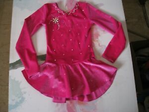 Mondor Girl ice skating dress size 6-7