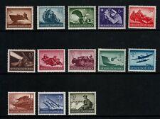13x Deutsches Reich - Marken - postfrisch - 1944 - ANK 873-885 (463B)
