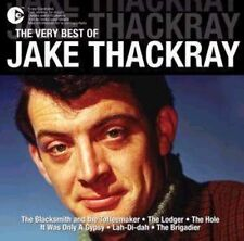 Jake Thackray - Very Best of [New CD]