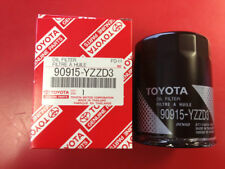 Genuine Oem Toyota Oil Filters 90915-Yzzd3 Qty 5