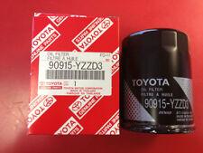 Genuine OEM Toyota Oil Filters 90915-YZZD3 Qty 5