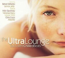 The Ultra Lounge [Digipak] by Various Artists (CD, Jul-2006, 2 Discs, Water...