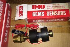 3 IMO Industries Gems Sensor Float Level Switch Model 12665
