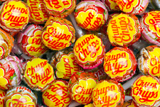 Chupa Chups Lollipops 4lb Assorted Flavor Classic Retro Bulk Candy FREE SHIPPING