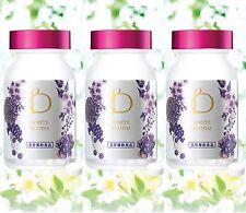 NEW!! Shiseido BENEFIQUE White Bloom 240 tablets x 3 skin whitening