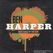 BEN HARPER Both Sides Of The Gun 11 TRACK  PROMO CD IN CARDslv rare