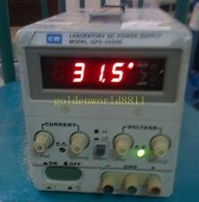 GWinstek DC regulated power supply GPS-3030D 30V/3A for industry use