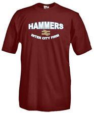 T-SHIRT Maglietta TEAM T11 Ultras West Ham HUMMERS INTER CITY FIRM