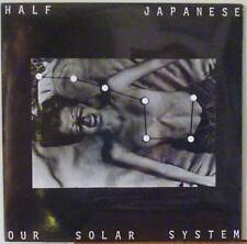 HALF JAPANESE <> Our Solar System <> Original 1984 US LP <> Signed & SEALED