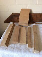 oak offcuts 6 Differnt Pieces Of Hard Wood Oak
