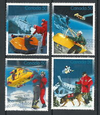 Canada 2005 - Search & Rescue - Set - used