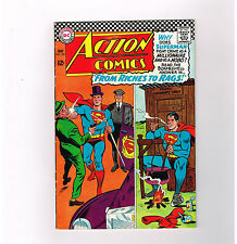 Action Comics (v1) #337 Grade 7.0 Silver Age find from Dc Comics!