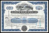 1976 USA: Texaco Inc. - $1000 Debenture