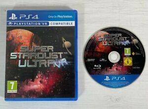 Super Stardust Ultra VR -- Playstation 4 PS4 PS VR PSVR -- UK Seller --