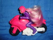 Barbie Spy Squad Cycle Bike Mcdonalds Happy Meal Toy 2016 #7