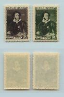 Russia USSR 1947  SC 1121-1122 MNH . rta9666