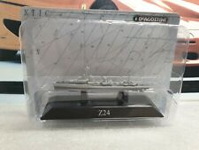 DEAGOSTINI  - Z24 BATTLE SHIP  - 1/1250 SCALE MODEL - BATTLE SHIP COLLECTION