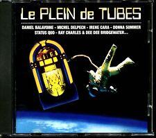 LE PLEIN DE TUBES - ANNEES 80 - CD COMPILATION [988]