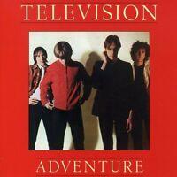Television - Adventure (NEW CD)