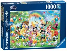 Ravensburger Disney MICKEY's BIRTHDAY 1000 Pieces Jigsaw Puzzle Mouse Party