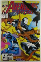 Marvel AVENGERS WEST COAST (1993) #95 Signed by Roy Thomas w/COA VF+ Ships FREE!