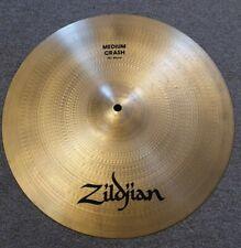 "Zildjian 16"" Medium Crash Cymbal"