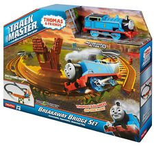 Thomas & Friends CDB59 - Trackmaster Breakaway Bridge Set