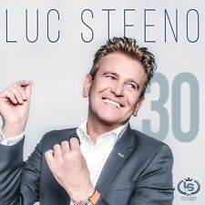 CD * LUC STEENO / 30 (30 JAAR CARRIERE - BEST OF) (3CD * NEW & SEALED !!!)